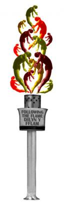 Following the Flame Image
