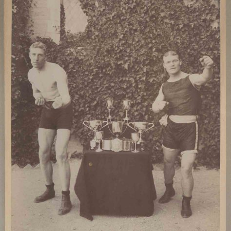 University of Westminster Archives | Polytechnic Boxing Club (fl.1888-1982)