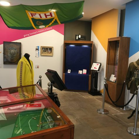 The Hockey Museum First XI exhibition | Courtesy of The Hockey Museum