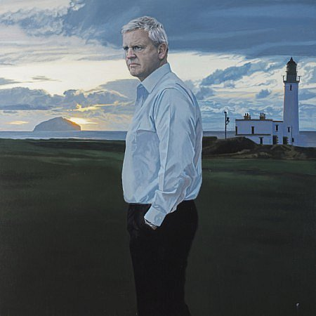 Colin Montgomerie, b.1963. Golfer | The Scottish National Portrait Gallery
