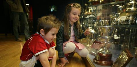 Manchester United Museum Tour