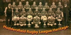 Huddersfield Rugby League Heritage
