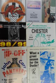 University of Worcester Research Collections - Basketball Heritage Collection