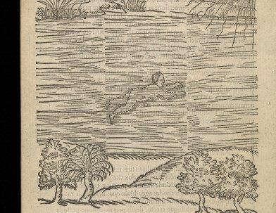 Everard Digby's De Arte Natandi