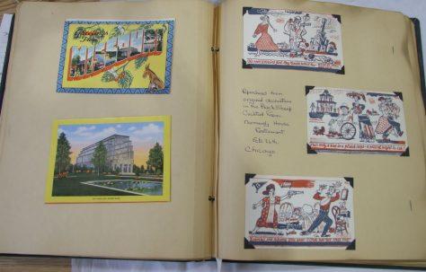 Elaine Frances Burton's Travel Album