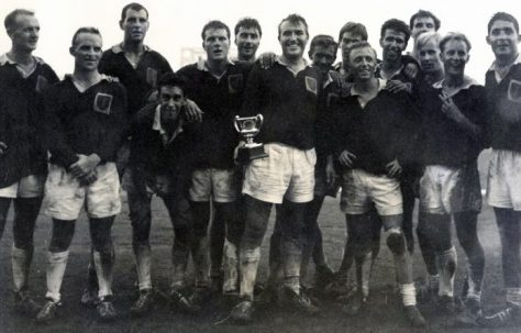 A Rugby Cup Win, 1966