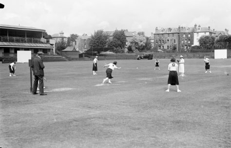The 'Ancient' Game in a Modern Conflict: Stoolball