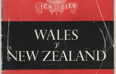 A National Framework for the Sporting Heritage of Wales