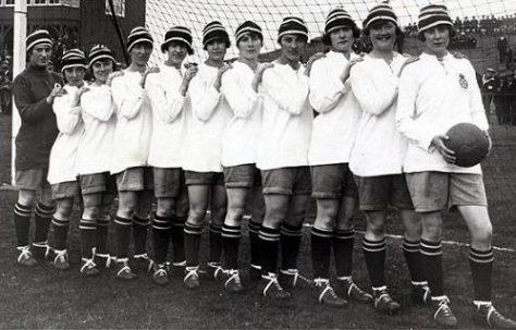 'Offside': Women's Football Across the Centuries