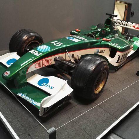 Jaguar Formula 1. | Image courtesy of G Scott