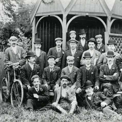 Belvedere Cycling Club | Image courtesy of Bexley Local Studies and Archives