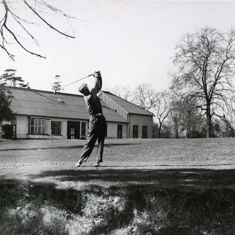 Muncipal Golf Course, Barnehurst 1955 | Image courtesy of Bexley Local Studies and Archives