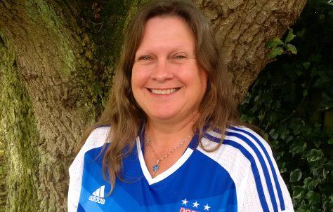 Regional Co-ordinator for the East of England: Elizabeth Edwards