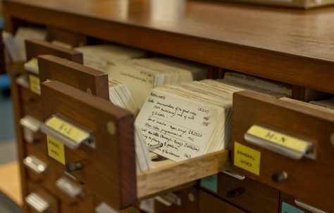 Caring for Archives