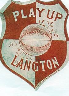 Langton Football Archives