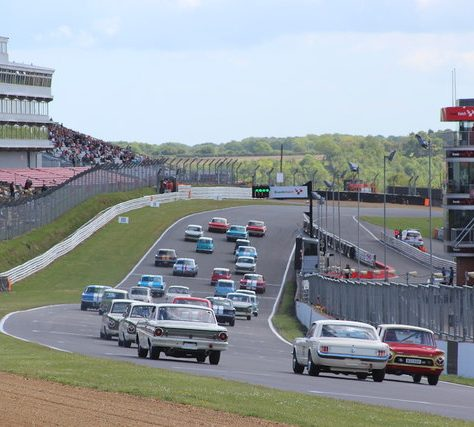 Brabham Straight, Brands Hatch. | © Copyright Oast House Archive and licensed for reuse under the CC Attribution-ShareAlike 2.0 Generic license