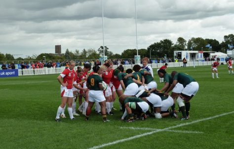 Women's Rugby World Cup Exhibition