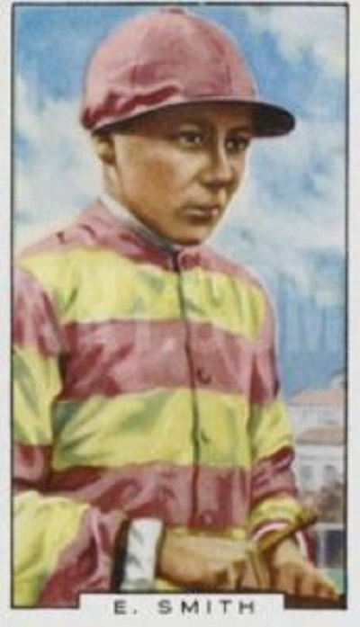 Eph Smith.   Image courtesy of National Heritage Centre for Horseracing & Sporting Art