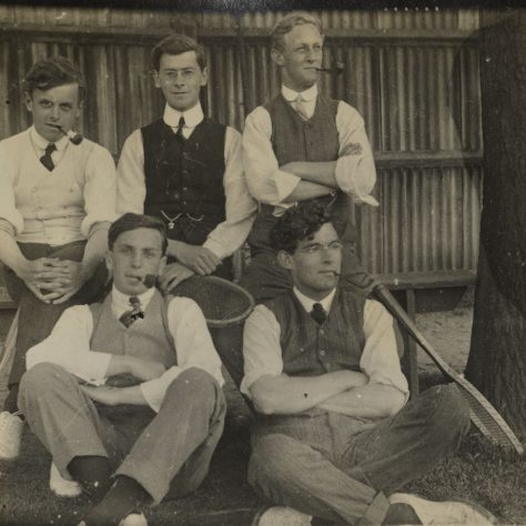 HUCollege students 1910-12 | Southampton University photos MS1/7/291/22/1/84