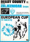Derby County Matchday programme cover | The Derby County Collection