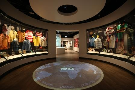 The World Rugby Museum is back!