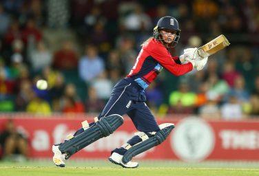 Danielle Wyatt batting for England cricket | Danielle Wyatt (Photo by Mark Nolan/Getty Images)