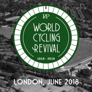Help the World Cycling Revival celebrate 200 years of cycling history this June