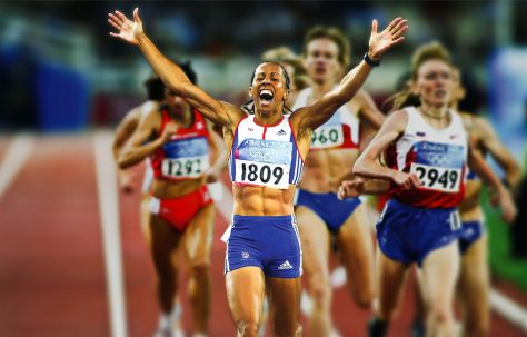 Col Dame Kelly Holmes MBE