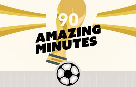 90 Unforgettable World Cup Moments