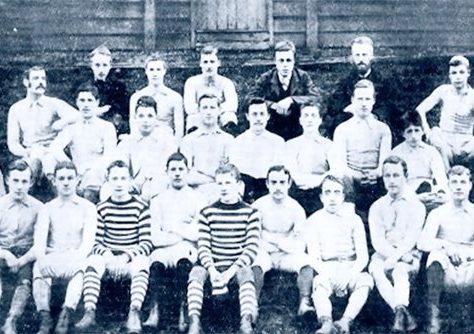 Hotspur FC 1882 | Exposure