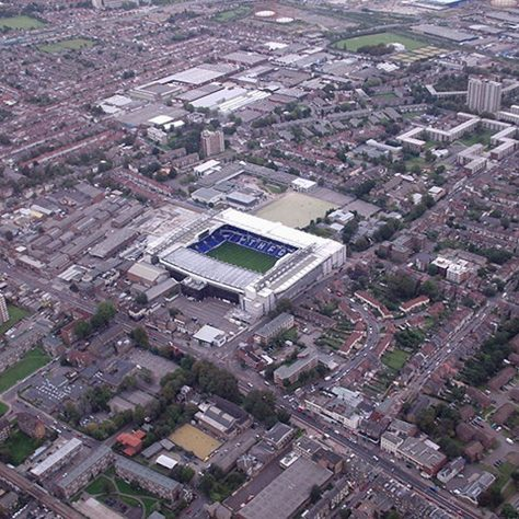 White Hart Lane from above | Exposure