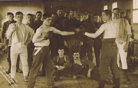 Sporting Heritage and the Armed Forces Digitisation