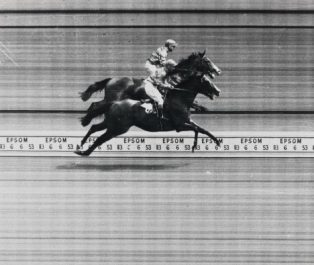Photo finish in a horse race | © RaceTech