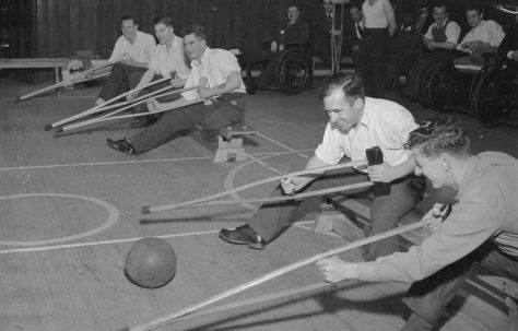 Online Exhibition 2 / Fit For Life - Sports Rehabilitation and the Armed Forces