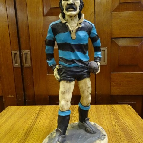 Unique Grogg of Gerald Davies | Cardiff Rugby Museum