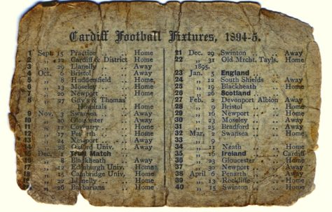 Collections in Wales