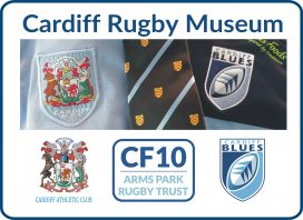 Cardiff Rugby Museum