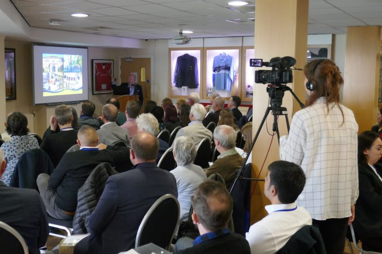 Sporting Heritage Summit 2019, Cardiff | Sporting Heritage