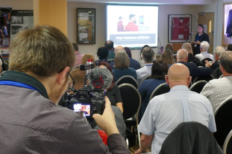 Sporting Heritage Summit 2019,  CC4 Museum of Welsh Cricket | Sporting Heritage