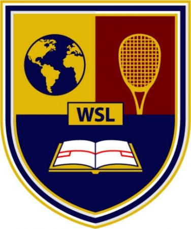 World Squash Library Logo Crest | Courtesy of the WSL