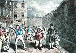 Squash, Harrow | Courtesy of the World Squash Library