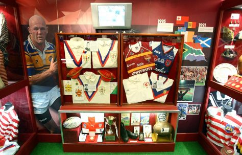 National Sporting Collections and Museums Network