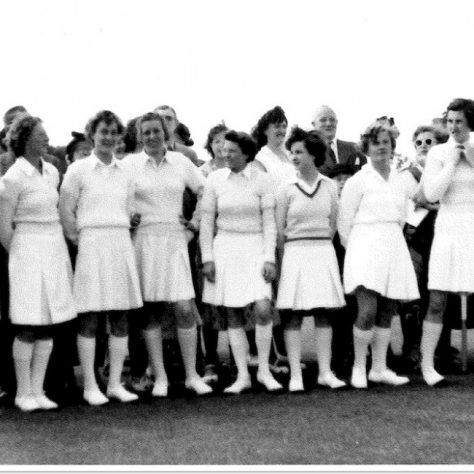 Civil Service Ladies Cricket Team | Civil Service Heritage