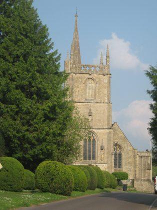 Purton Church | Rebecca Davies BSc.