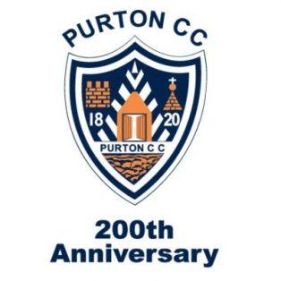 Purton Cricket Club Logo   Purton CC