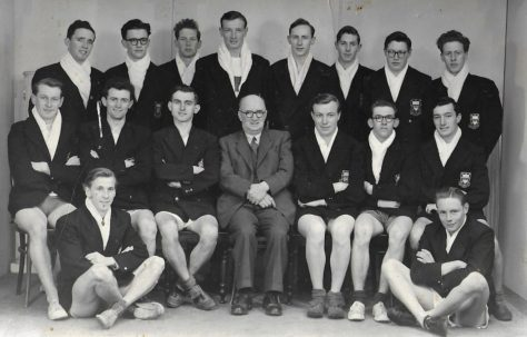 Podcast - Memories of Aberystwyth University Athletics Club in the 1950s