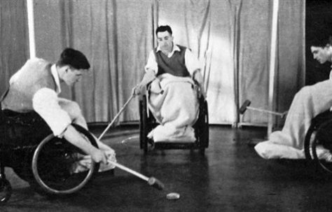 Accessible Sporting Heritage
