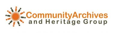 Community Archives and Heritage Group Logo | Community Archives and Heritage Group
