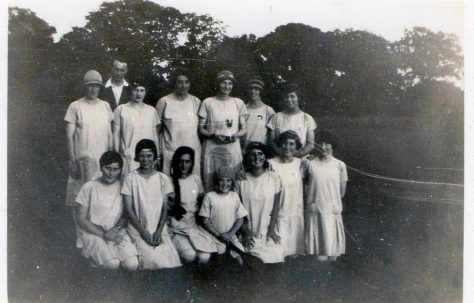 Stoolball: 'What Ball?' History of the traditional, rural women's sport.