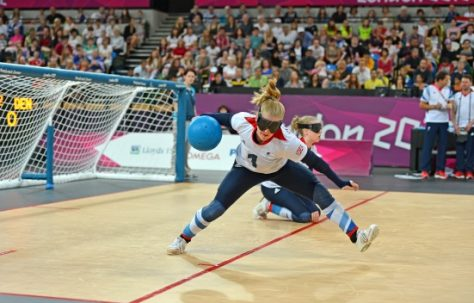 Podcast - Preserving the Heritage of Goalball